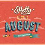August 2021 Activity Calendar